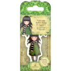Santoro Rubber Stamp - Number 26 The Scarf image number 1