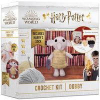 Harry Potter Crochet Kit: Dobby