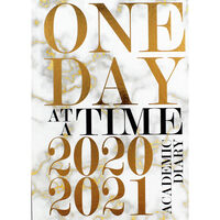 A5 One Day at a Time Day a Page 2020-21 Academic Diary