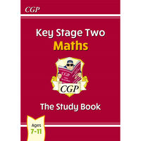 New KS2 Maths Study Book: Ages 7-11
