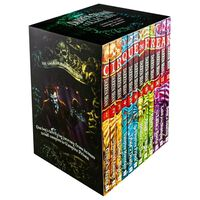 The Saga of Darren Shan: 12 Book Collection