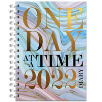 B5 One Day at a Time 2022 Day a Page Diary
