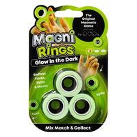 Magni Rings Glow in the Dark: Pack of 3
