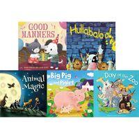 Animal Magic Adventures: 10 Kids Picture Books Bundle