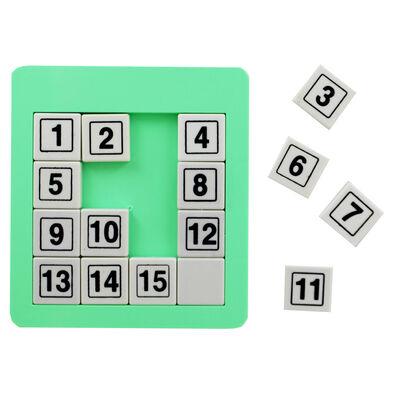 Educational Sliding Number Puzzle image number 2