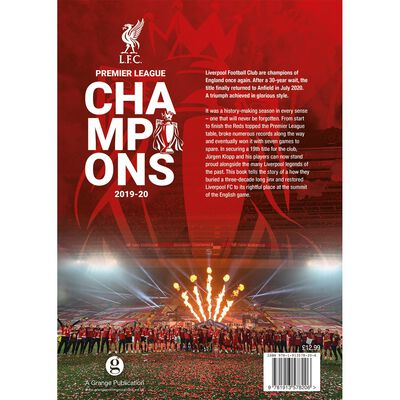 Champions Liverpool FC: Premier League Title Winners image number 2
