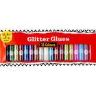 Glitter Glue Set: Pack of 18 image number 2
