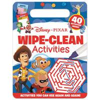 Disney Pixar: Wipe-Clean Activities