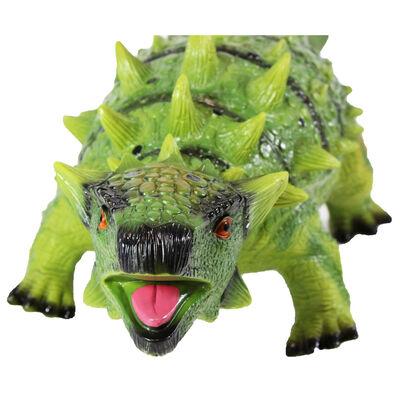 26 Inch Ankylosaurus Soft Dinosaur Figure image number 3