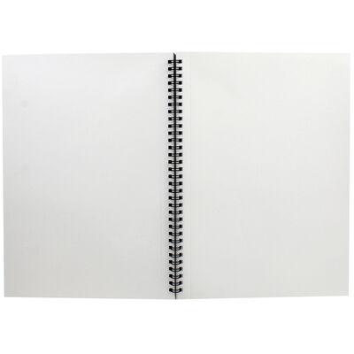 Crawford And Black A4 Sketchbook image number 2