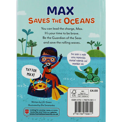 Max Saves The Oceans image number 2