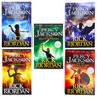 Percy Jackson: 5 Book Collection image number 2