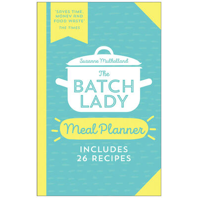 The Batch Lady Meal Planner image number 1