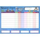 A4 Reward Charts and Sticker Set - Pack Of 4 image number 1