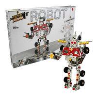 Metal Robot Model Kit: 317 Pieces