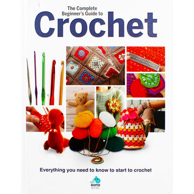 The Complete Beginner's Guide To Crochet image number 1