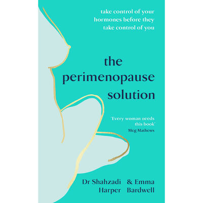 The Perimenopause Solution image number 1