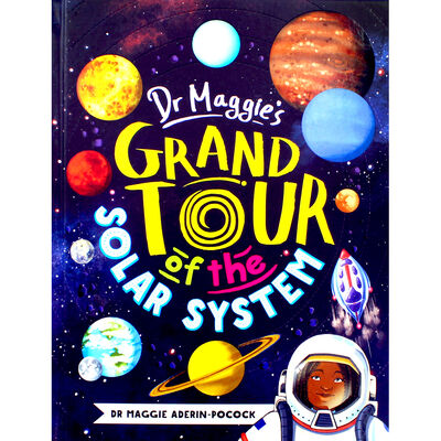 Dr Maggies Grand Tour Of The Solar System image number 1