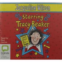Jacqueline Wilson Starring Tracy Beaker: CD