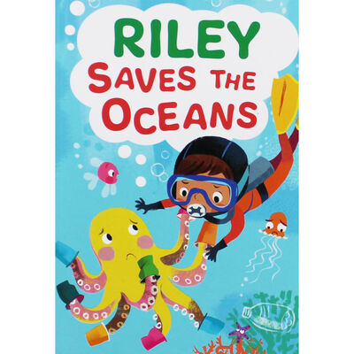 Riley Saves the Oceans image number 1