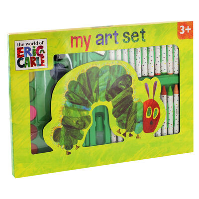 The Very Hungry Caterpillar Art Set image number 1