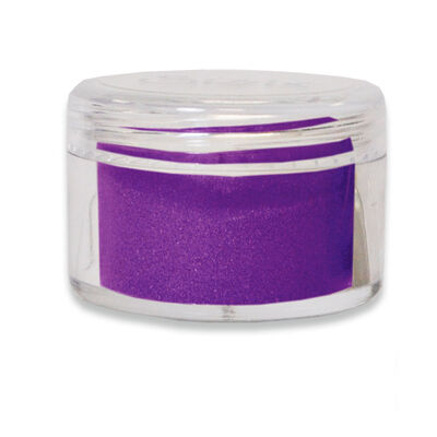 Sizzix Opaque Embossing Powder - Purple Dusk image number 1