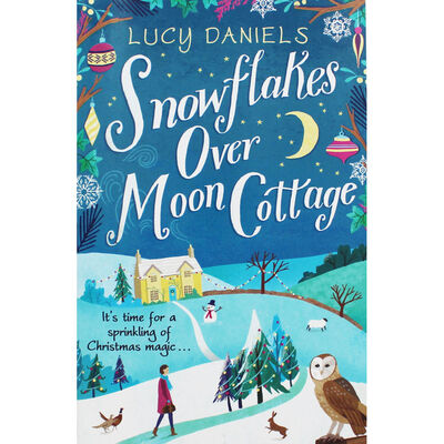 Snowflakes Over Moon Cottage image number 1