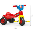 Red Racer Trike image number 3