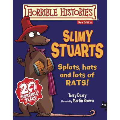 Horrible Histories: Slimy Stuarts image number 1