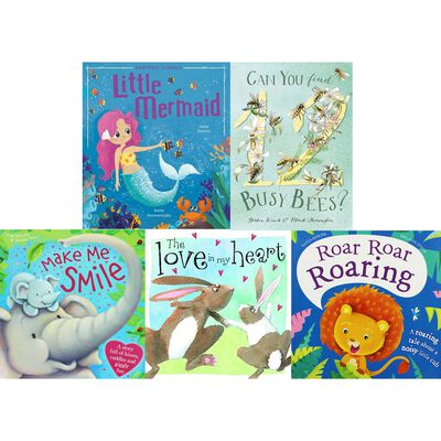 Love In My Heart: 10 Kids Picture Books Bundle image number 2