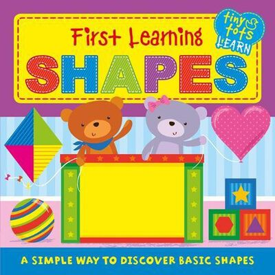First Learning  Shapes image number 1