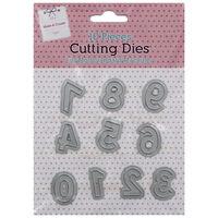 Number Metal Cutting Die Set
