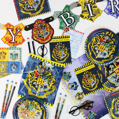 Harry Potter Paper Plates - 8 Pack image number 2
