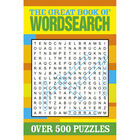 Great Book of Wordsearch: Over 500 Puzzles image number 1