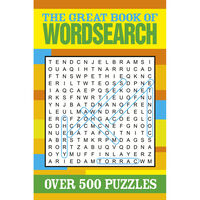 Great Book of Wordsearch: Over 500 Puzzles