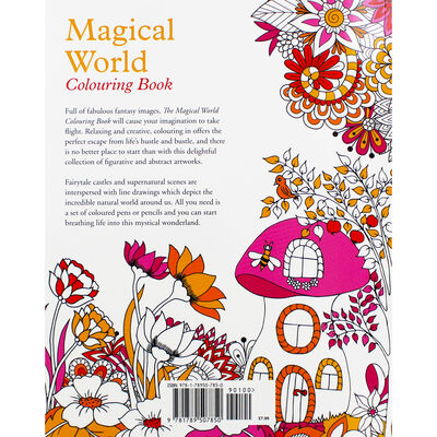 Magical World Colouring Book image number 3