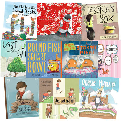 We Love Story-Time: 10 Kids Picture Books Bundle image number 1