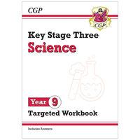 KS3 Science Targeted Workbook: Year 9