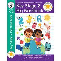Gold Star Rewards: KS2 Big Workbook Ages 7-9