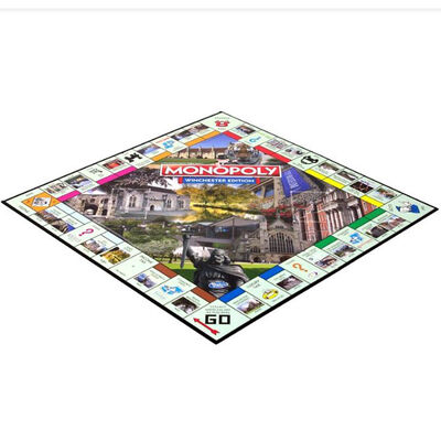 Winchester Monopoly Board Game image number 3