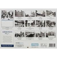 Aberdeen Memories 2020 A4 Wall Calendar