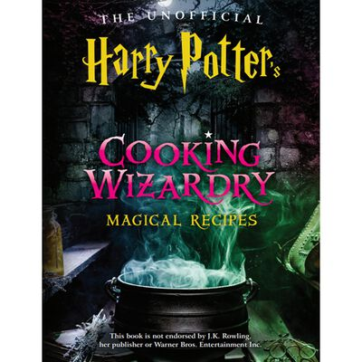 The Unofficial Harry Potter's Cooking Wizardry Magical Recipes image number 1