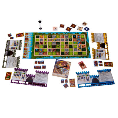 Tumult Royale Strategy Board Game image number 2