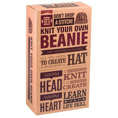 Knit Your Own Beanie image number 1