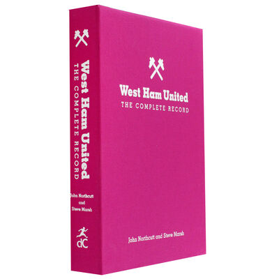 West Ham: The Complete Record Special Limited Edition image number 1