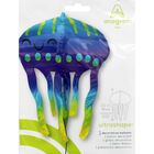 31 Inch Jellyfish Helium Balloon image number 2