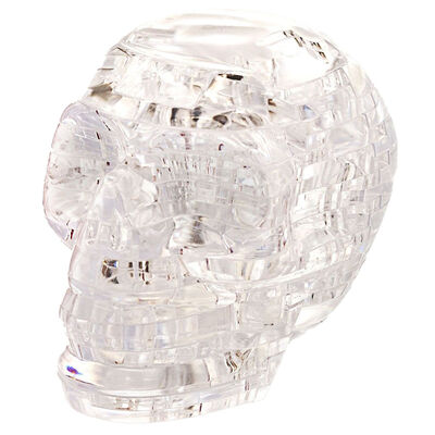 3D Skull 49 Piece Jigsaw Puzzle image number 2