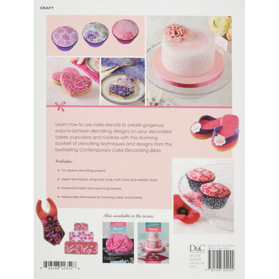 The Contemporary Cake Decorating Bible: Stencilling image number 2