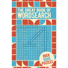 The Great Book of Wordsearch image number 1