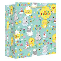 Easter Icons Large Gusset Gift Bag Bundle of 10